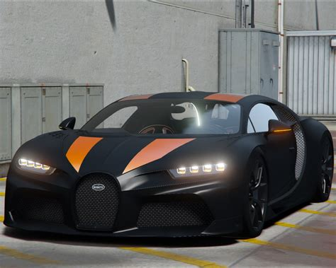 Of course the supercar will not hit a top speed of 300 mph, but it will be limited to only 273 mph. 2021 Bugatti Chiron Super Sport 300+ Add-On 1.1 ...
