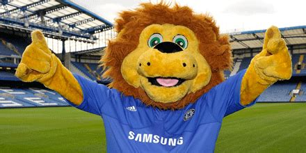 Chelsea mascot Stamford The Lion had his costume stolen by ...