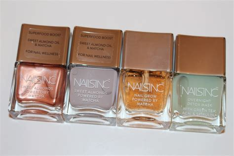 nails  sweet almonds spring  review swatches