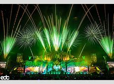EDC Las Vegas reveals new dates for 2018 Electronic Vegas