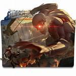 Icon Folder Shingeki Kyojin Stride Alex Deviantart