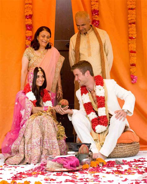 vibrant traditional indian destination wedding