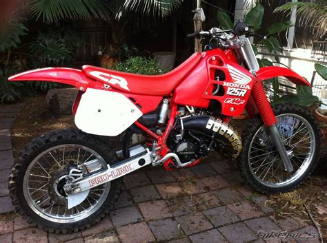 honda cr 125 1989 honda cr 125 picture 2359183