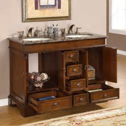 48 inch merla vanity 48 inch double vanity compact