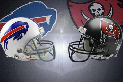 nfl week   buffalo bills  tampa bay buccaneers