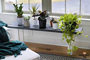 12 idees de supports pour mettre vos plantes d39interieur With support pour plantes d interieur