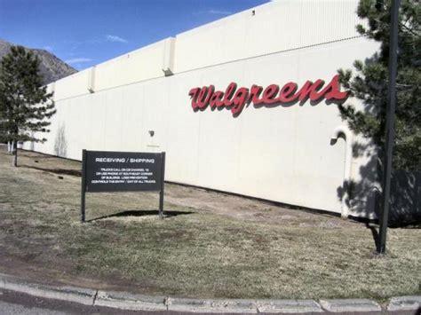 Walgreens Distribution Center  Flagstaff, Arizona