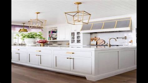 52+ Amazing White Kitchen Design Ideas  Youtube