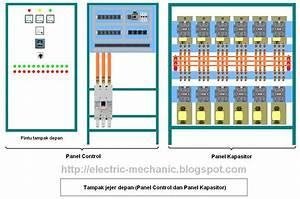 Wiring Diagram Panel Kapasitor  Schematic  Free Wiring Diagrams