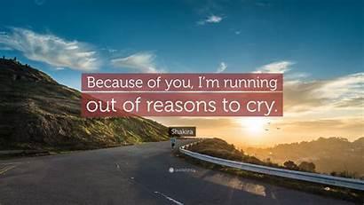 Sometimes Jurek Scott Running Things Quote Shakira