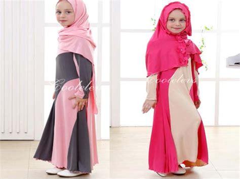 baju koko dan gamis tren baju muslim anak untuk bulan ramadhan dan lebaran
