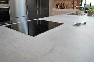 Arbeitsplatte Küche Beton : arbeitsplatte in betonoptik f r ein modernes k chen design ~ Watch28wear.com Haus und Dekorationen