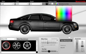 Wheel Visualizer, Wheels And Rims  Readywheels  Rims Tires