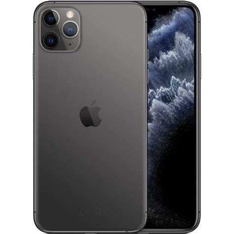 apple iphone pro max gb grau