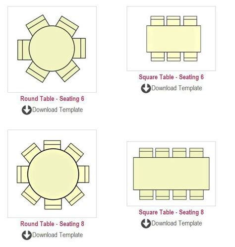 Table Seating Diagram Printable by Table Seating Chart Templates Summit