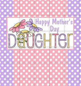 daughter happy mothers day images | happy mothers day ...