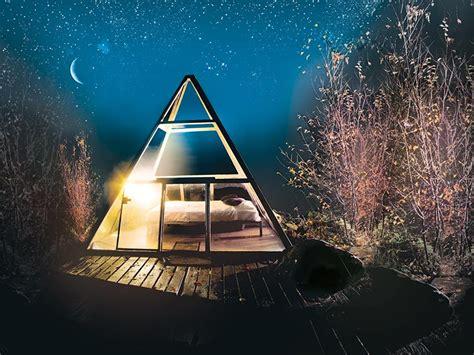 chambre pour une nuit en amoureux dormir à la étoile nos bons plans les plus originaux