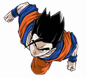 DRAGON BALL Z WALLPAPERS: Mystic Gohan
