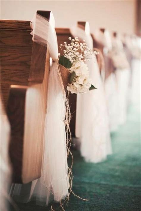 picture of delightful ideas of using tulle at your wedding 21