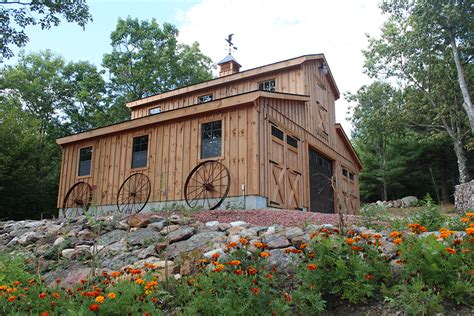 nh sheds modular barns maine and new hshire and the rest