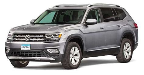 Vw Atlas Size by 2018 Volkswagen Atlas Review Consumer Reports