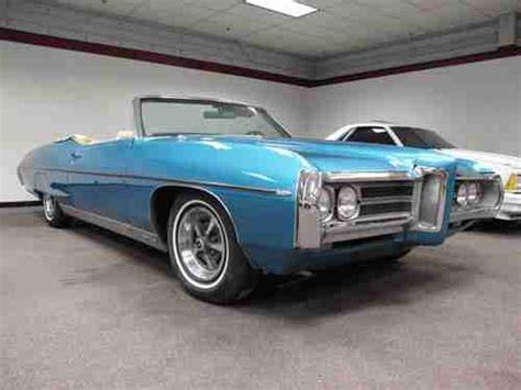 buy used 1969 pontiac bonneville convertible original owner 400 cid engine automatic in troy