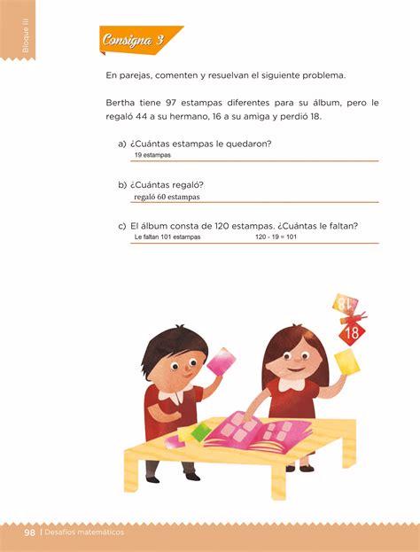 Libro de matematicas 3 bgu | resuelto 2020 2021. Respuestas Pagina 97 Del Libro De Matematicas 3 Grado Contestado - Libros Famosos