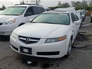 2005 Acura Tl Manual Parts For Sale Aa0750