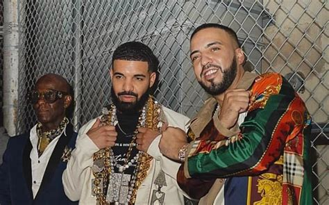 drake disses kanye west  french montana video