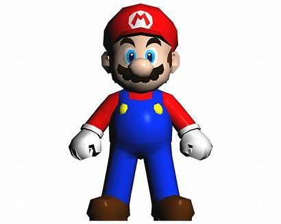 Mario Super Papercraft 2d Views 3d Smario