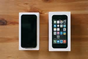 Apple Design: iPhone 5S Packaging   Nostalgia Memoir