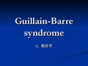 Download Guillain-Barre syndrome Powerpoint Presentation Guillain-barre Syndrome