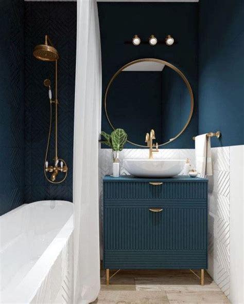 Blue Bathroom Ideas by Top 50 Best Blue Bathroom Ideas Navy Themed Interior Designs