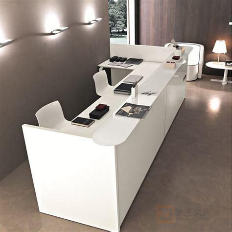 front desk reception furniture guangdong office furniture modern fashion plate cashier