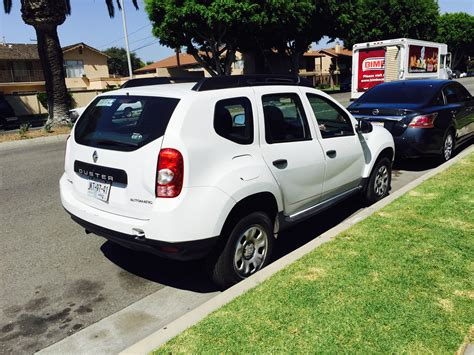 renault america great news the dacia duster has been spotted in