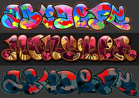 Graffiti Generator : August 2010