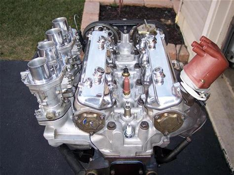 Fiat Spider Performance Parts by Fiat Lancia Pininfarina Parts Engine Building Services