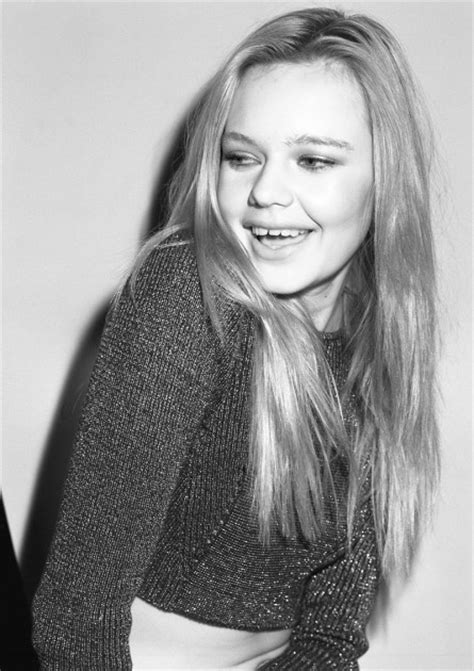 Meag West At Ford Models By Le Image, Inc.