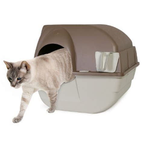 maison de toilette roll n clean quot roll n clean quot la maison de toilette pour chats de omega paw