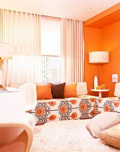 Warm, Color, Scheme, Theory, For, Home, Decoration
