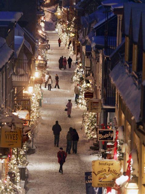 enjoy winter delights  historic quebec city toronto star