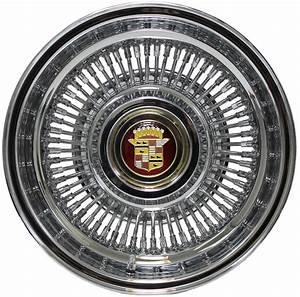 Cadillac Fleetwood 60 Wire Wheels By Truespoke