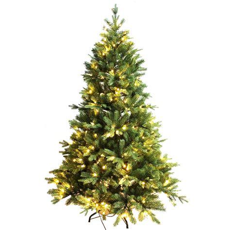 Weihnachtsbaum Mit Led Beleuchtung Künstlicher Weihnachtsbaum Mit Led Beleuchtung 180 Cm Hoch