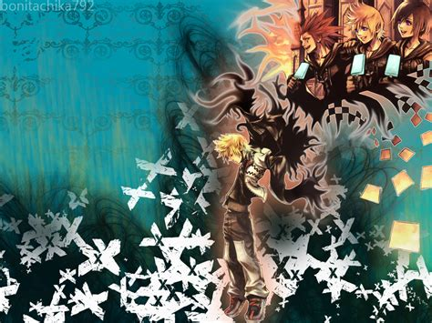 Kh  Kingdom Hearts 3582 Days Wallpaper (8949406) Fanpop