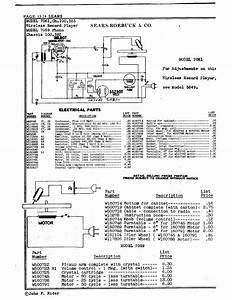 Sears Roebuck  U0026 Co  7061