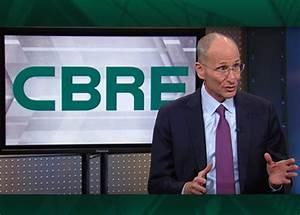 Bob Sulentic on CNBC   CBRE