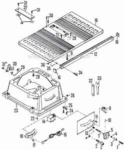Skilsaw Parts Diagram