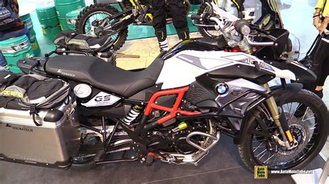 F800gs For Sale by 2018 Bmw F800gs Customized By Touratech Walkaround