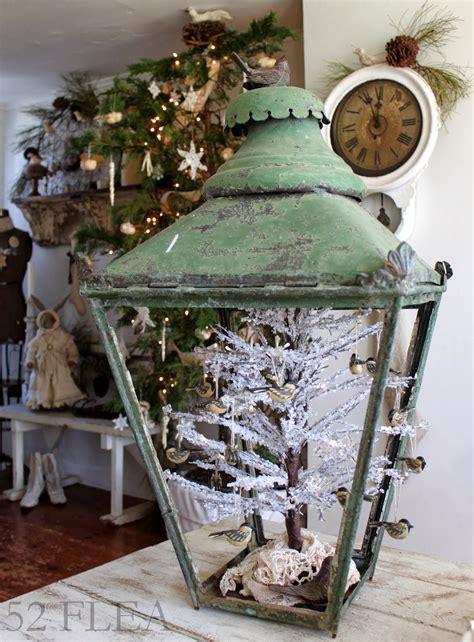flea paulas cozy christmas cottage  part