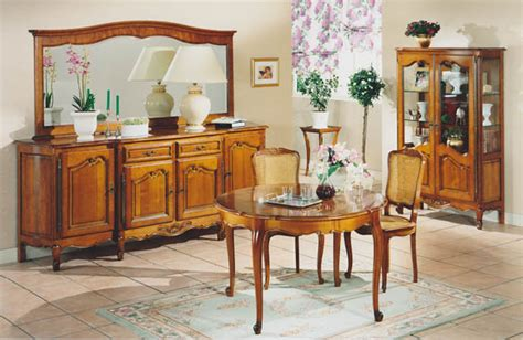 salle a manger louis xv merisier meubles hummel